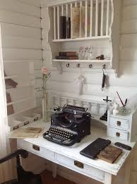 shabby chic office desk. best 25 shabby chic office ideas on pinterest framed burlap art and quote decorations desk