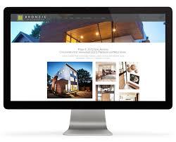 Bronzie Design Bronzie Design Build Brand Navigation