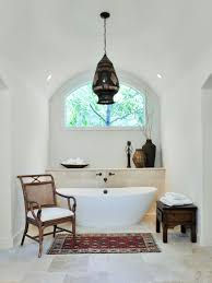 corner bathtub design ideas pictures tips from bathroom moroccan inspired with soaking tub home