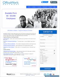 Officework Software Competitors Revenue And Employees