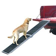 dr 0 ramp lucky dog aluminum folding dog ramp 3
