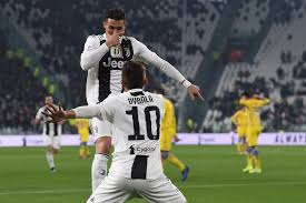 Watch: Paulo Dybala Goal vs Frosinone With Ronaldo Assist