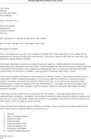Primary Teacher Cover Letter Sample School Teacher Cover Letter Cover Letter For Teacher Position