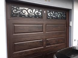 wrought iron garage doors make a beautiful statement in nyc