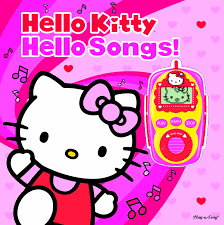 And printable hello kitty coloring pages present her in many lifetime scenes and interesting adventures followed by children all over the world. Hello Kitty Hello Songs Play A Song Editors Of Publications International 9781450866057 Amazon Com Books