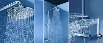 retro and modern designs are included into the range of shower heads catering for classic 1920s styles as well as ultra modern fashions