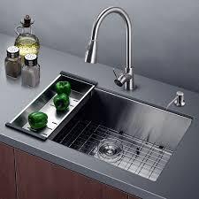 Kitchen Sink Harrahs 32 Inch Kitchen Sink 32x19x10 Inch 11 Gauge Lips Easy