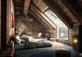Small Attic Bedroom 70 Cool Attic Bedroom Design Ideas Shelterness