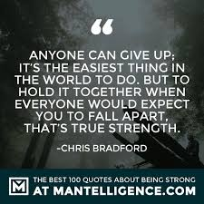 Quotes About Being Strong Magnificent Quotes On Being Strong