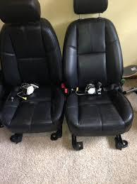 seat swap is it possible