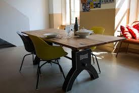 Tisch Industrial Style Hediger Metallbau Unikate