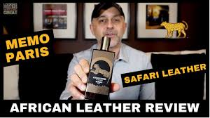<b>Memo</b> Paris <b>African</b> Leather Review + Full Bottle USA Giveaway ...