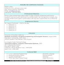 Computer Engineering Resume Cover Letter Samples Cover Letter