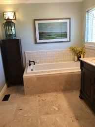 Bathroom Paint Colors With Travertine Tile
