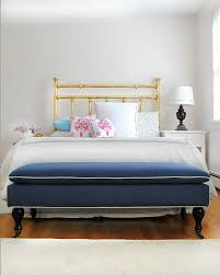 navy blue bench. Navy Blue, Pink, Gold, And Black Girl\u0027s Room Blue Bench