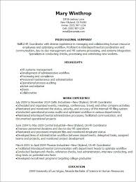 Hr Resume Sample Inspirational 23 Resume Objectives Examples