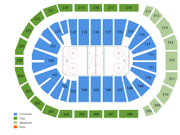 The Gwinnett Center Seating Chart Atlanta Gladiators Tickets At Infinite Energy Arena On December 13 2019 At 7 35 Pm