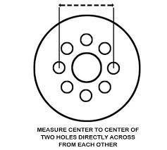 Bolt Circle Template