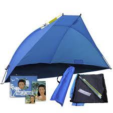 Beach Shade Shelter Mars, 2 - 3 Person Anti UV Tent: Enjoy the Outdoors