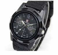 whole pre owned watches for buy cheap pre owned watches pre owned watches for big new fashion ier military quartz canvas strap fabric