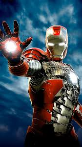 10 HD Iron Man iPhone 6 Wallpapers ...