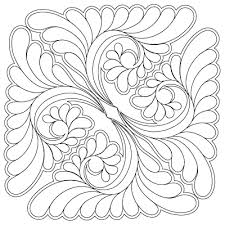 Continuous line quilting design and lots of design ideas on this ... & Continuous line quilting design and lots of design ideas on this site! Adamdwight.com