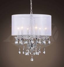 ... Large Size of Chandeliers Design:marvelous Chrome Chandelier Fides  Shaded Grey Effect Lamp Pendant Ceiling ...