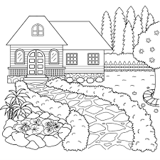 ✓ free for commercial use ✓ high quality images. Garden Coloring Pages Nature Coloring Pages