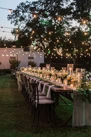 outdoor wedding lighting decoration ideas. wedding reception ideas at backyard for 2017 outdoor lighting decoration l