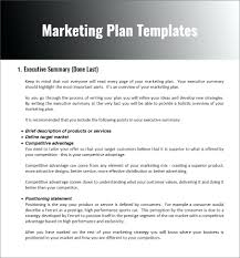 executive business plan template template photography business plan where in a should the executive