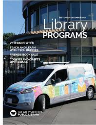 The Wartime Kitchen And Garden Dvd Gvpl Program Guide Fall 2016 By Greater Victoria Public Library