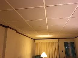 *2' x 2' Tegular Edge Drop Ceiling w/