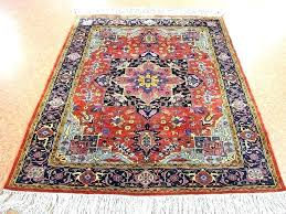 outdoor oriental rug outdoor oriental rug area rugs gold threads silk rare hand knotted rust new