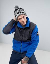 Черная <b>шапка</b>-бини с помпоном и узором Фэйр-Айл <b>The North Face</b>