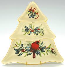 Lenox Christmas Tree Plate Ivory Gold Trim Nabisco 200th Lenox Christmas Tree Plates