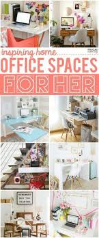 organizing ideas for home office. Exellent Ideas Inspiring Home Office Decor Ideas For Her For Organizing