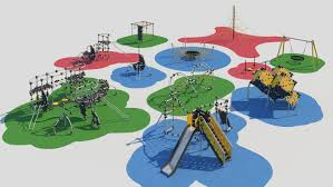 Modern Playground Design Modern Playground