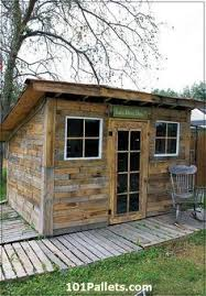 pallet building plans. beautiful diy shed using pallets - want in the back yard for garden pallet building plans