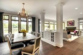 full size of living dining room divider ideas small and kitchen dividers for open spaces decorating