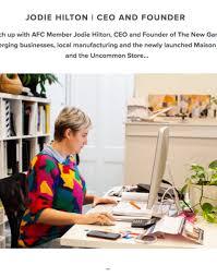 Jodie Hilton – Fashion Design and Marketing
