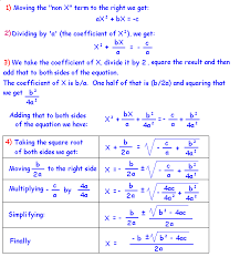 quadratic formula how to solve a quadratic equation with graphing calculator math wonderhowto