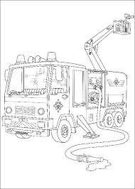 75 Disegni Di Sam Il Pompiere Da Colorare Sam Disegni Pompieri