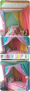 Homemade Bed Canopy Best 25 Bunk Bed Canopies Ideas On Pinterest Bunk Bed Tent
