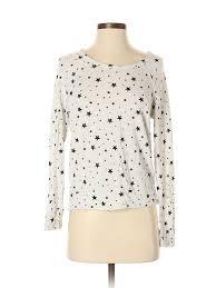 Details About Sundry Women White Sweatshirt Xs