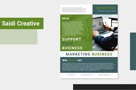 Marketing Business Flyer Template Free Download On Word File