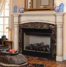com pearl mantels 159 56 princeton fireplace mantel surround 56 inch unfinished home improvement