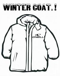cool free printable o neill fashion design for winter snow clip art snowboarding coat coloring