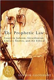 the prophetic law essays in judaism girardianism literary the prophetic law essays in judaism girardianism literary studies and the ethical studies in violence mimesis culture