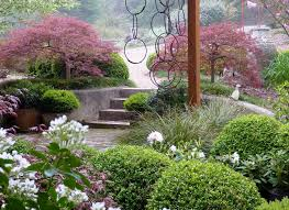 diy garden sculpture landscape traditional with rings person outdoor bistro sets