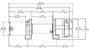 warn xt40 portable winch four wheel drive equipment s b winch